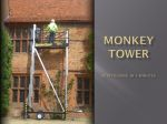 Monkey Tower Powerpoint Presentation